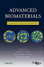 Advanced Biomaterials af Bikramjit Basu