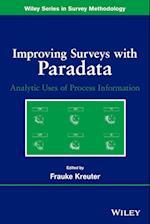 Improving Surveys with Paradata af Frauke Kreuter