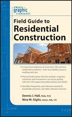 Graphic Standards Field Guide to Residential Construction (Graphic Standards Field Guide Series)
