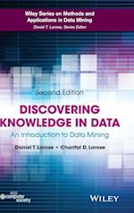 Discovering Knowledge in Data (Wiley Series on Methods and Applications in Data Mining, nr. 4)