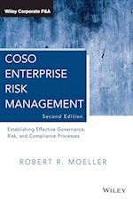 COSO Enterprise Risk Management (Wiley Corporate F&A)