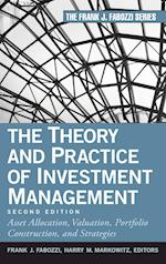 The Theory and Practice of Investment Management af Frank J Fabozzi, Harry M Markowitz