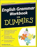 English Grammar Workbook for Dummies af Geraldine Woods