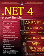 .NET 4 Wrox PDF Bundle