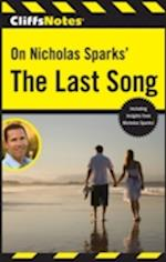 CliffsNotes on Nicholas Sparks' The Last Song