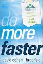 Do More Faster af Brad Feld