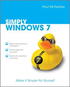 Simply Windows 7 af Paul Mcfedries