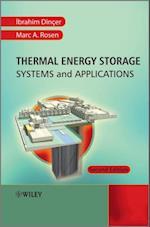 Thermal Energy Storage af Ibrahim Dincer