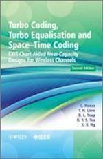 Turbo Coding, Turbo Equalisation and Space-Time Coding (Wiley - IEEE)