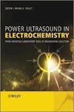 Power Ultrasound in Electrochemistry