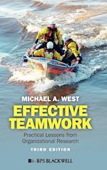 Effective Teamwork af Michael A West