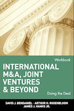 International M&A, Joint Ventures, and Beyond (Wiley Finance Workbooks)