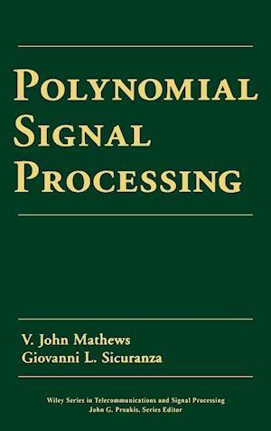 Polynomial Signal Processing