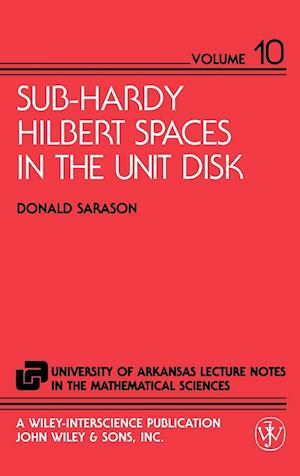 Sub-Hardy Hilbert Spaces in the Unit Disk