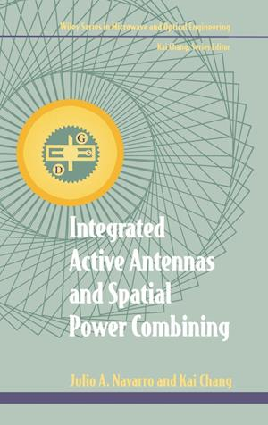 Integrated Active Antennas and Spatial Power Combining