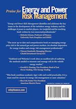 Energy and Power Risk Management (Wiley Finance, nr. 97)