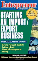 Starting an Import/Export Business