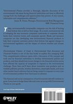 Environmental Finance af Sonia Labatt, Rodney R. White