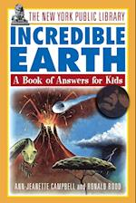 The Incredible Earth af The New York Public Library, Ronald Rood, Ann Jeanette Campbell