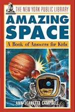 The Amazing Space af Ann Jeanette Campbell, The New York Public Library