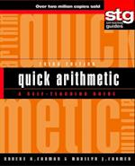 Quick Arithmetic (Wiley Self-Teaching Guides)
