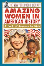 The New York Public Library Amazing Women in American History af Sue Heinneman, The New York Public Library