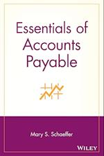 Essentials of Accounts Payable (Essentials, nr. 2)