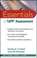 Essentials of 16Pf Assessment (Essentials of Psychological Assessment)