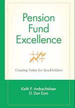 Pension Fund Excellence (Frontiers in Finance, nr. 59)
