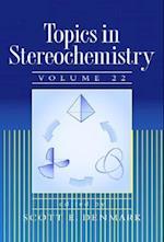 Topics in Stereochemistry (TOPICS IN STEREOCHEMISTRY, nr. 23)
