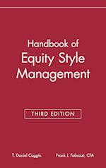 The Handbook of Equity Style Management (Frank J. Fabozzi Series)