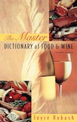 The Master Dictionary of Food and Wine (Culinary Arts)
