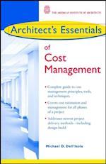 Architect's Essentials of Cost Management (Architect's Essentials of Professional Practice)