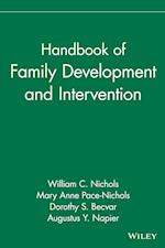 Handbook of Family Development and Intervention (Wiley Series in Couples and Family Dynamics and Treatment)
