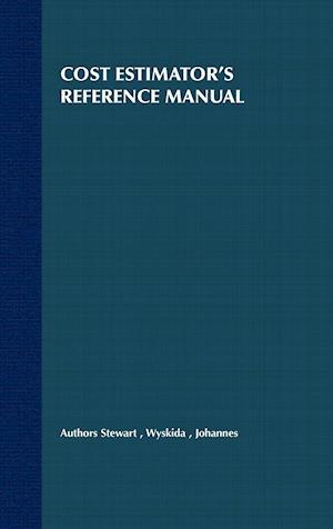 Cost Estimator's Reference Manual