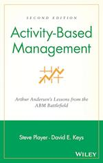 Activity-Based Management (Wiley Cost Management, nr. 3)