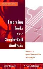 Emerging Tools for Single-Cell Analysis (Cytometric Cellular Analysis, nr. 2)