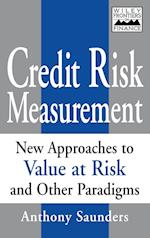 Credit Risk Measurement (Wiley Frontiers in Finance)
