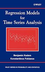 Regression Models for Time Series Analysis af Benjamin Kedem, Konstantinos Fokianos