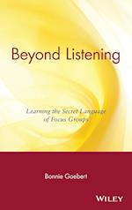 Beyond Listening