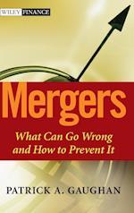 Mergers (Wiley Finance)