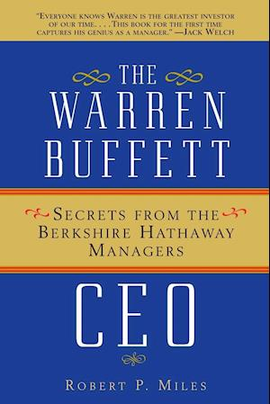 Bog paperback The Warren Buffett CEO af Robert P Miles