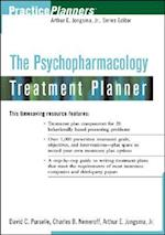 The Psychopharmacology Treatment Planner (Practice Planners)