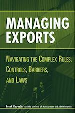 Managing Exports af Frank Reynolds