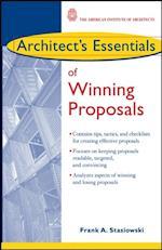 Architect's Essentials of Winning Proposals (Architect's Essentials of Professional Practice)