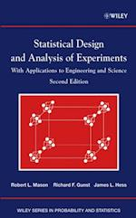 Statistical Design and Analysis of Experiments (Wiley Series in Probability and Statistics)