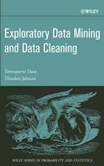 Exploratory Data Mining and Data Cleaning (Wiley Series in Probability and Statistics)