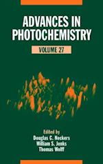 Advances in Photochemistry, Volume 27 (ADVANCES IN PHOTOCHEMISTRY)