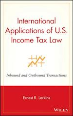 International Applications of U.S. Income Tax Law (Wiley Finance)