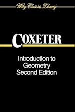 Introduction to Geometry (Wiley Classics Library)